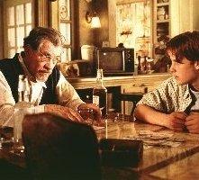 Ian McKellen e Brad Renfro in una scena di L'allievo