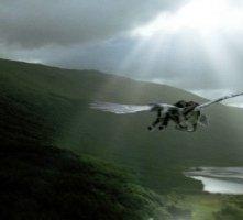 Una bella scena di Harry Potter e il prigioniero di Azkaban