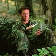 Val Kilmer in una scena del film Spartan