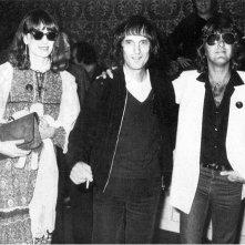 Dario Argento, Daria Nicolodi e Keith Emerson