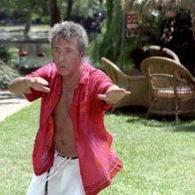 Dustin Hoffman in una scena di Mi presenti i tuoi?