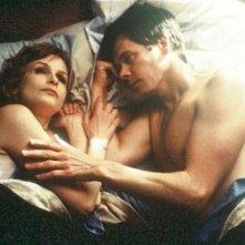 Kevin Bacon e Kyra Sedgwick in una scena di The Woodsman - il segreto