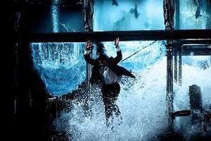 Tom Cruise in una scena di Mission: Impossible