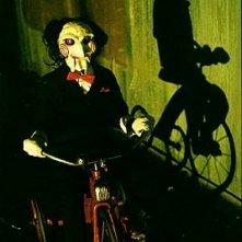 Una foto promozionale per Saw - L'enigmista