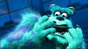 Il pelosissimo e adorabile protagonista di Monsters & Co
