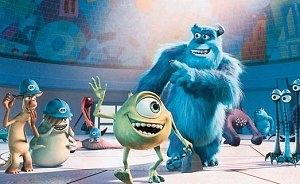 I due 'mostruosi' protagonisti di Monsters & Co