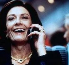 Vanessa Redgrave in una scena di Mission: Impossible