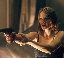 Jodie Foster in una scena di Panic Room