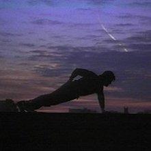 Sylvester Stallone in una scena di Rocky 2