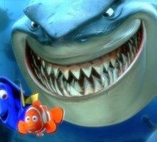 scena di Alla ricerca di Nemo
