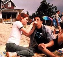 Alyson Hannigan e Jason Biggs in una scena di American Pie 2