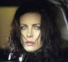 Kate Beckinsale in una immagine di Underworld