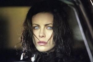 Kate Beckinsale in una immagine di Underworld