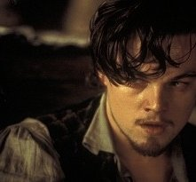 Leonardo DiCaprio in Gangs of New York