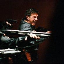 Daniel Auteuil in una scena del film 36 quai des orfevres