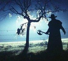 Jonathan Breck in una scena di Jeepers Creepers - Il canto del diavolo