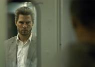 Tom Cruise in una scena di Collateral