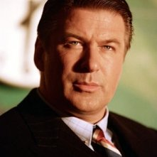 Alec Baldwin in una scena di The Aviator