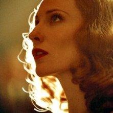 Cate Blanchett in una scena di The Aviator