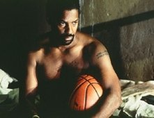Denzel Washington in una scena di He Got Game