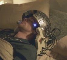 Jim Carrey in una scena di Eternal Sunshine of the Spotless Mind