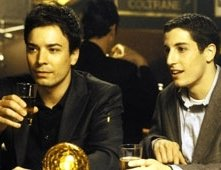Jimmy Fallon e Jason Biggs in una scena di Anything Else