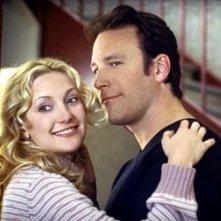 Kate Hudson and John Corbett in una scena di Quando meno te lo aspetti