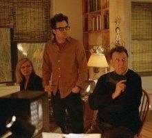 Kirsten Dunst, Mark Ruffalo e Tom Wilkinson in una scena di Se mi lasci ti cancello