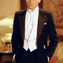 Leonardo DiCaprio in una sequenza di The Aviator
