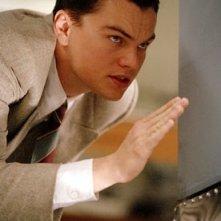 DiCaprio in una scena di The Aviator