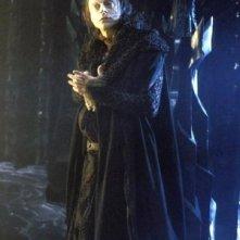 Brad Dourif in una scena di Il signore degli anelli - Le due torri