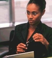 Jada Pinkett Smith in una scena di Bamboozled