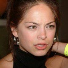 Una corrucciata Kristin Kreuk