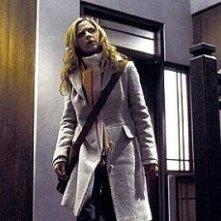Sarah Michelle Gellar in una scena di The Grudge