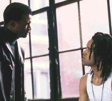 Savion Glover e Tommy Davidson in una scena di Bamboozled
