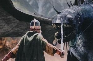 scena di Il signore degli anelli - Il ritorno del re