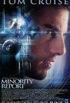 Un poster di Minority Report