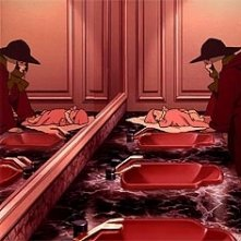 Una scena di Tokyo Godfathers