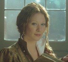 Lynn Collins in una scena di Il Mercante di Venezia