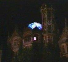 Una scena di The Rocky Horror Picture Show