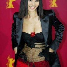 Bai Ling, splendida come sempre, in occasione della 55esima edizione della Berlinale