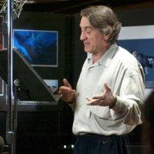 Robert De Niro in sala doppiaggio per Shark Tale