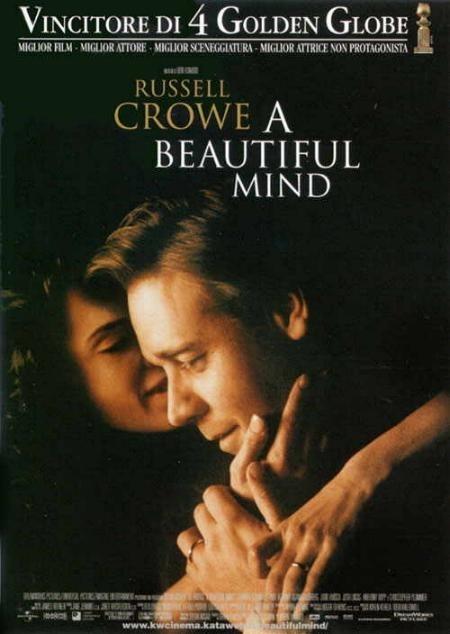 La Locandina Di A Beautiful Mind 7219