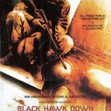 La locandina di Black Hawk Down