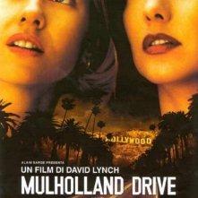 La locandina di Mulholland Drive
