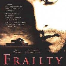 La locandina di Frailty - Nessuno è al sicuro