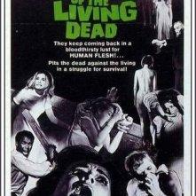La locandina di La notte dei morti viventi