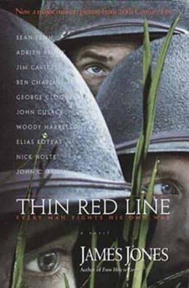 La locandina di La sottile linea rossa
