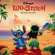La locandina di Lilo & Stitch