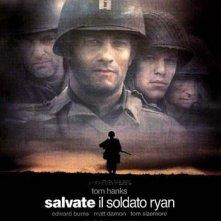 La locandina di Salvate il soldato Ryan